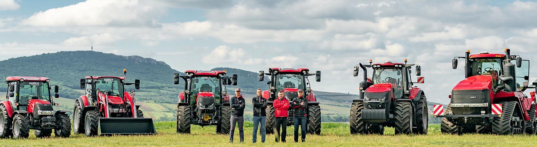 Case IH týdny 2020 – speciální prodejní akce zemědělské techniky.