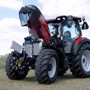 Venkovní vybavení traktoru